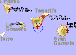 Tenerife south airport who flies there from where - Airport transfers tenerife south to puerto de la cruz ...
