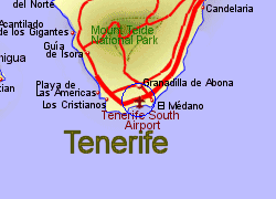 Tenerife South Airport Who Flies There From Where
