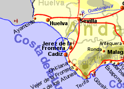 Chipiona Spain Map.Chipiona Spain Holiday Rentals B B And Sales