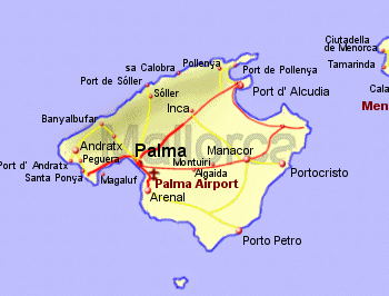 Mallorca Holiday Rentals B And B Sales And Travel