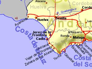 Rota Climate and Weather Cadiz Spain