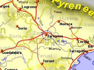 Zaragoza Climate and Weather