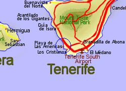 Golf Costa Adeje Tenerife