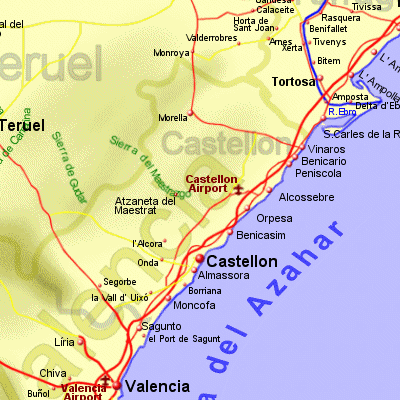 Castellon Holiday Rentals BB Sales and Travel
